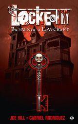 Couverture Bienvenue à Lovecraft - Locke & Key, tome 1