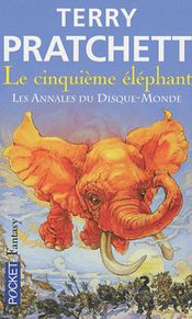 Couverture Le Cinquième Éléphant