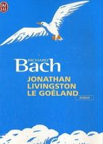 Couverture Jonathan Livingston le goéland