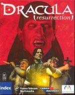 Jaquette Dracula Résurrection