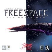 Jaquette Conflict: Freespace - The Great War