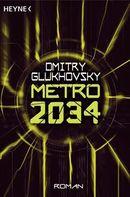 Couverture Metro 2034 - Metro, tome 2