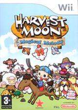 Jaquette Harvest Moon : Mélodie Magique
