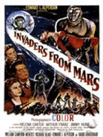 Affiche Les envahisseurs de la planète rouge