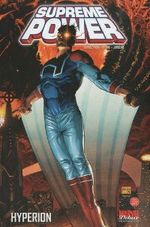 Couverture Hyperion - Supreme Power, tome 2