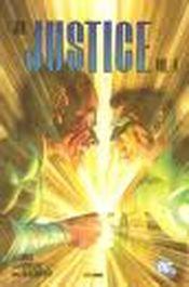 Couverture JLA - Justice, tome 4