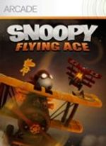 Jaquette Snoopy : Flying Ace