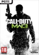 Jaquette Call of Duty : Modern Warfare 3
