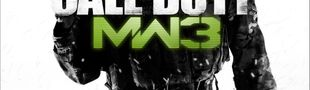 Jaquette Call of Duty: Modern Warfare 3