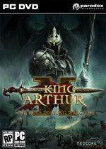 Jaquette King Arthur II