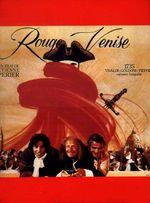 Affiche Rouge Venise