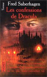 Couverture Les confessions de Dracula