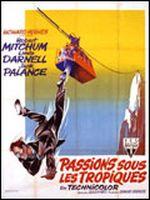Affiche Passion sous les tropiques