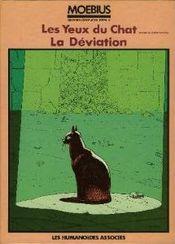Couverture Les Yeux du chat