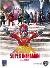 Affiche Super Inframan