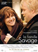 Affiche La Famille Savage