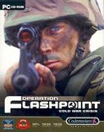Jaquette Operation Flashpoint