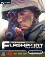 Jaquette Operation Flashpoint: Cold War Crisis