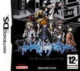 Jaquette The World Ends with You