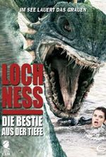 Affiche La terreur du Loch Ness