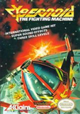 Jaquette Cybernoid : The Fighting Machine