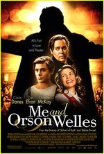 Affiche Me and Orson Welles