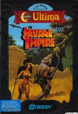 Jaquette Worlds of Ultima : The Savage Empire