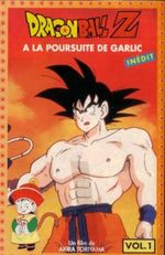 Affiche Dragon Ball Z : À la poursuite de Garlic