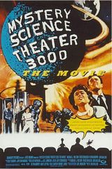 Affiche Mystery Science Theater 3000: The Movie