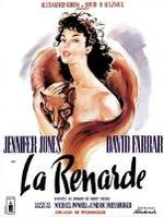 Affiche La Renarde