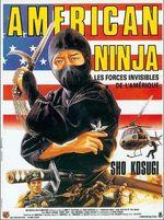 Affiche American Ninja