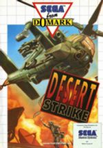 Jaquette Desert Strike