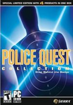 Jaquette Police Quest Collection
