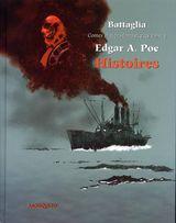 Couverture Histoires - Contes et récits fantastiques, tome 3