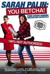 Affiche Sarah Palin : You Betcha !