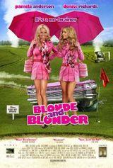 Affiche Blonde and blonder