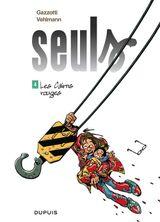 Couverture Les Cairns rouges - Seuls, tome 4