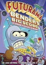 Affiche Futurama : La Grande Aventure de Bender
