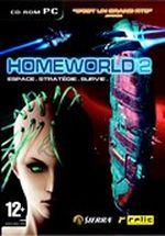 Jaquette Homeworld 2