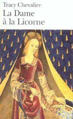 Couverture La Dame à la Licorne