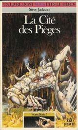 Couverture La Cité des Pièges - Sorcellerie, tome 2
