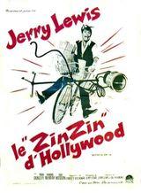 Affiche Le Zinzin d'Hollywood