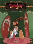 Couverture Le Cimetière des dragons - Donjon Crépuscule, tome 101