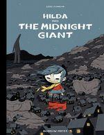 Couverture Hilda et le Géant de la Nuit