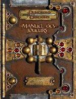 Couverture Dungeons & Dragons Livre de règles 1 ver. 3.5 - Manuel des joueurs
