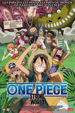 Affiche One Piece : Strong World