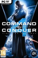 Jaquette Command & Conquer 4 : Le Crépuscule de Tiberium