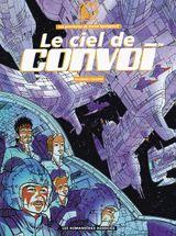 Couverture Le ciel de Convoi - Karen Springwell, Tome 4