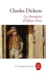 Couverture Les Aventures d'Oliver Twist