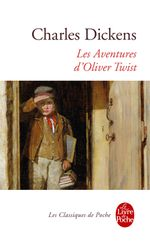 Couverture Oliver Twist